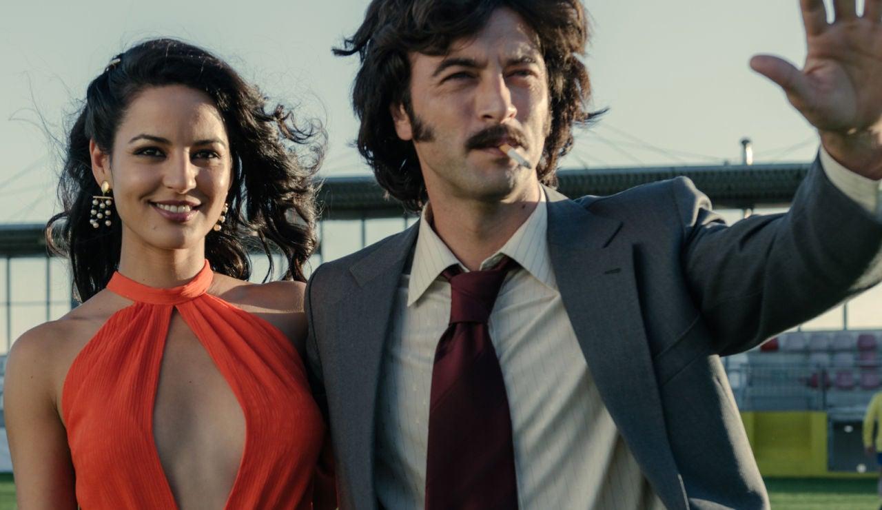 Así es Jana Pérez, la actriz que ha conquistado a Sito en 'Fariña' super 3