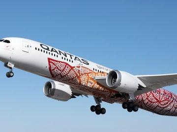 Primer vuelo sin escalas entre Australia y Reino Unido