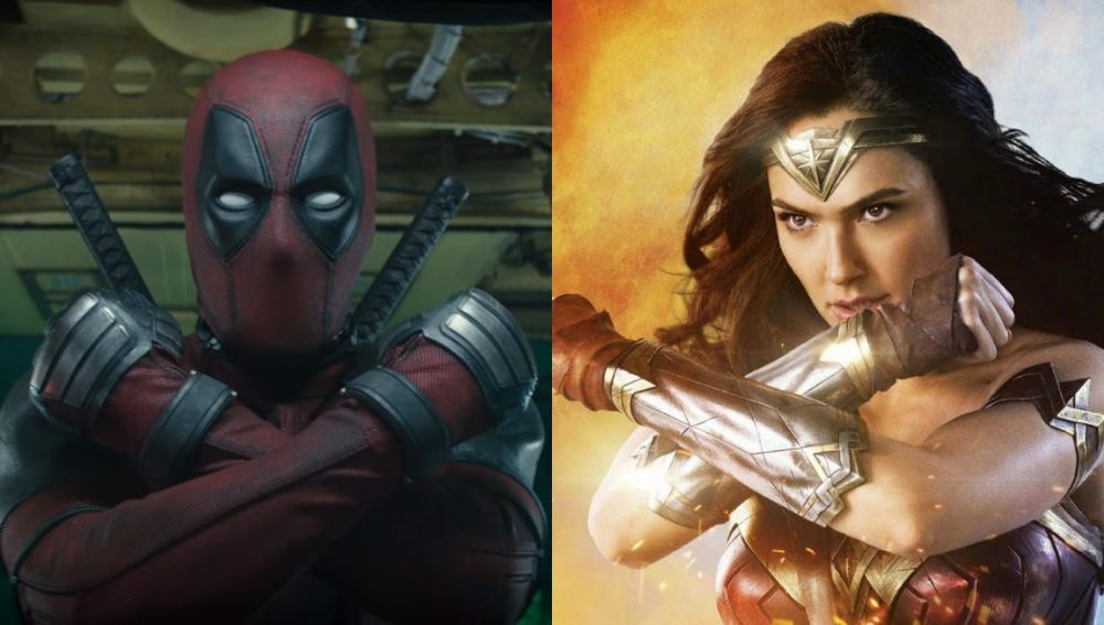 Deadpool vs Wonder Woman