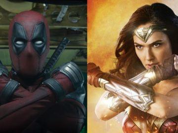 Deadpool vs Wonder Woman