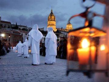 Procesión Semana Santa Salamanca