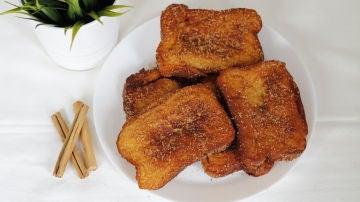Torrijas sin gluten y sin lactosa