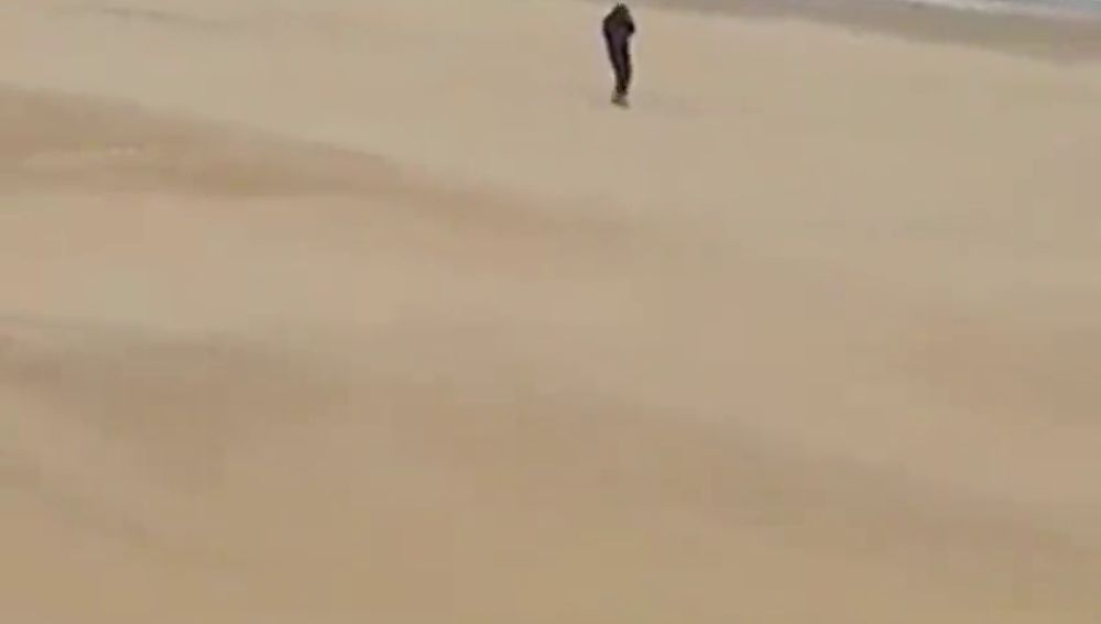 """Investigan un vídeo racista grabado desde una garita de la Guardia Civil en Melilla: """"Pedazo de moro, capullo"""""""