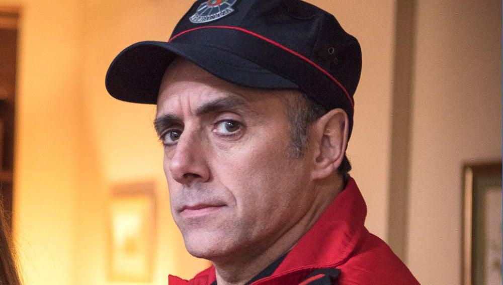 Asier Hormaza es Julen en 'Allí Abajo'