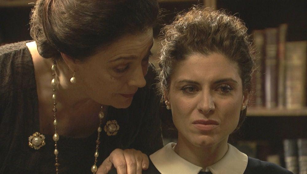 El sucio trabajo que Francisca ha encargado a Nazaria