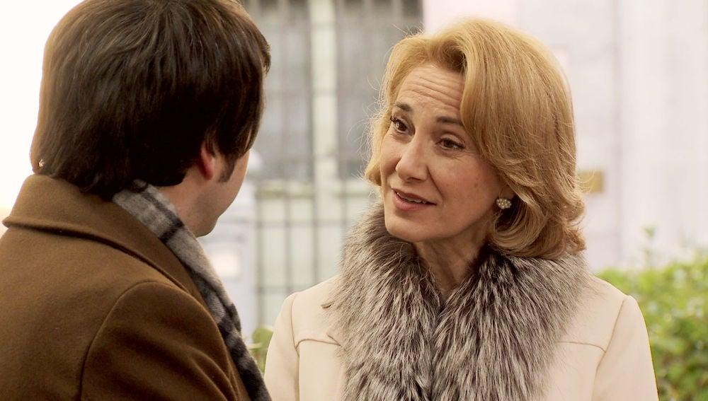 """Matilde, a Samuel: """"Charo ha sido la amante de Ernesto"""""""