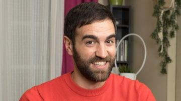 Jon Plazaola en su nueva faceta como padre