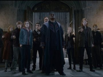 Los personajes de 'Harry Potter' te retan