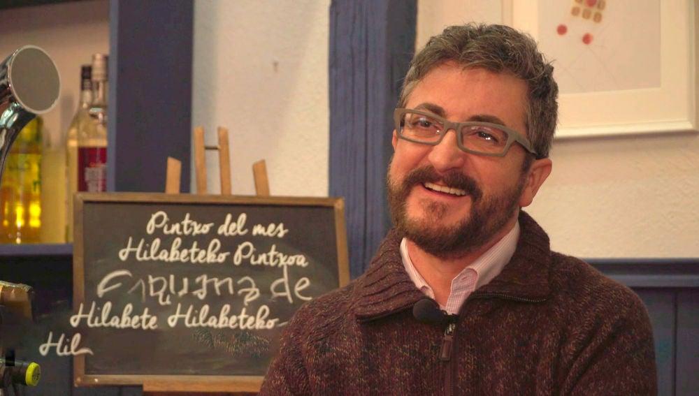 "Gorka Aguinagalde: ""Carmen e Iñaki llevan con mucha educación su separación"""