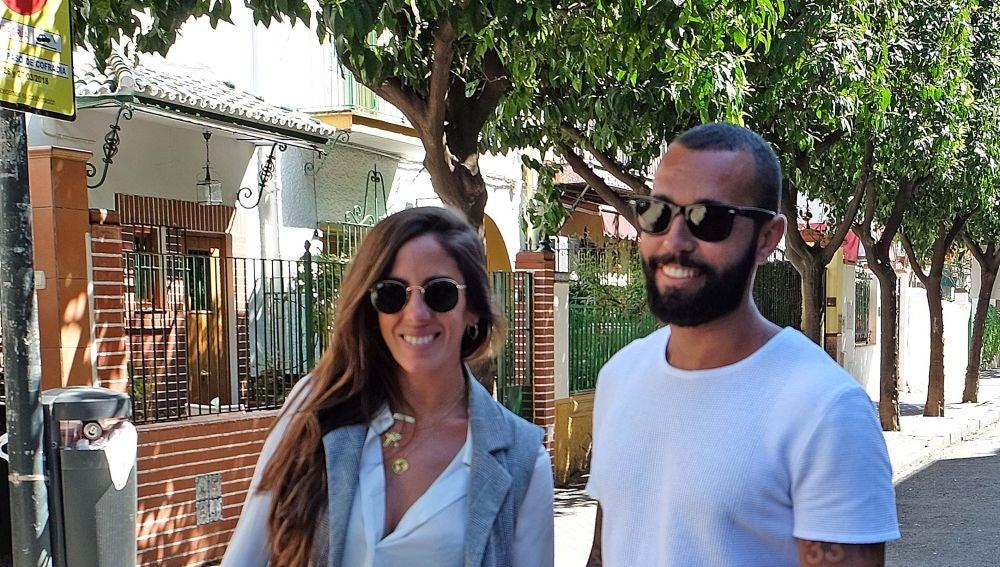 Anabel Pantoja presume de nuevo novio en Sevilla
