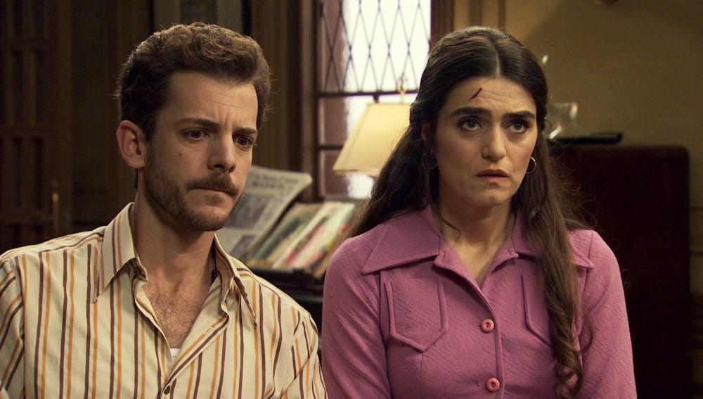 La mentira de Vicky y Javier sale a la luz
