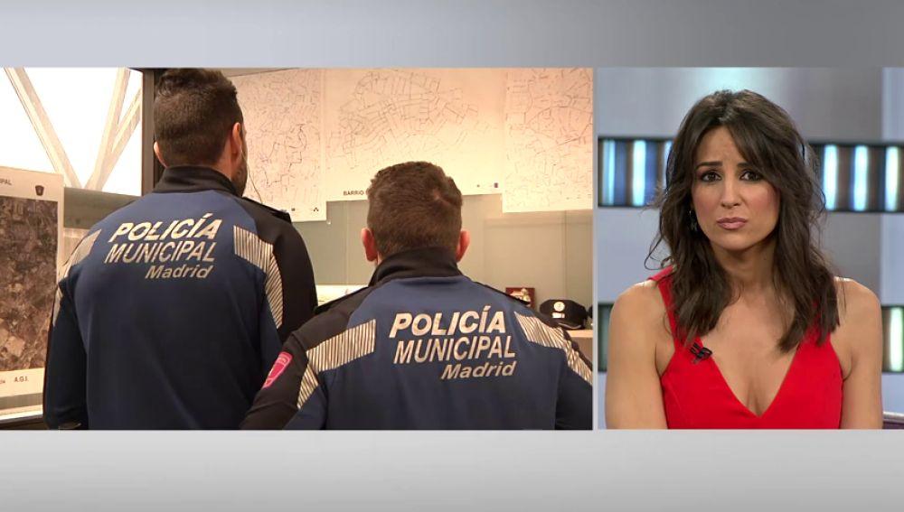 Los policías que intervinieron en Lavapiés se defienden
