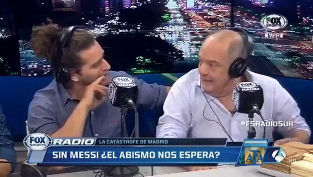 """Duras críticas en Argentina tras la goleada ante España: """"El mundo se está riendo del fútbol argentino"""""""