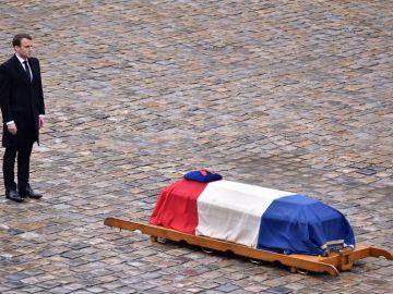 Tributo al gendarme francés