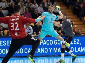 El Barcelona Lassa, campeón de la ASOBAL