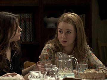 Luisita se defiende de las acusaciones de Benigna