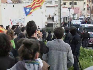 CDR convoca una manifestación en Palafolls en contra de la presencia de legionarios en las procesiones