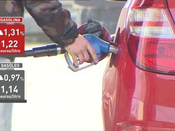 Los conductores notarán la subida del gasóleo esta Semana Santa