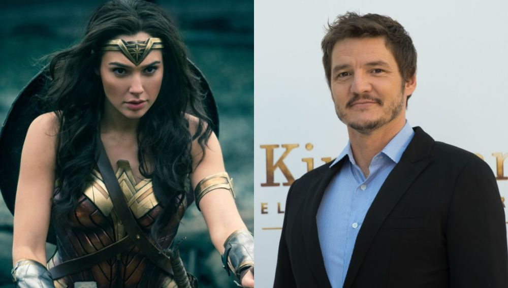Pedro Pascal se une a 'Wonder Woman 2'
