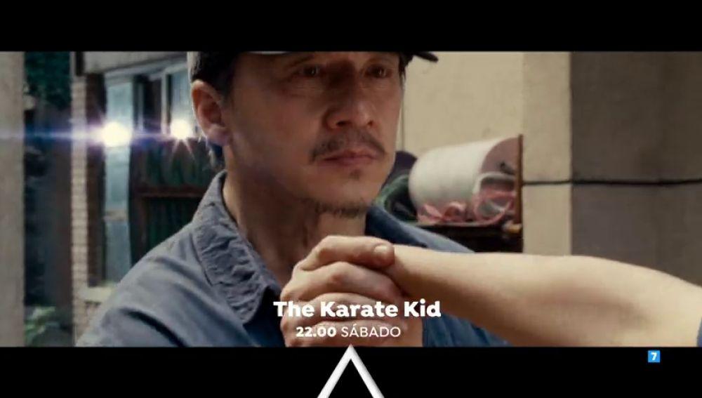 Cine de acción y aventuras en El Peliculón con 'The karate kid'