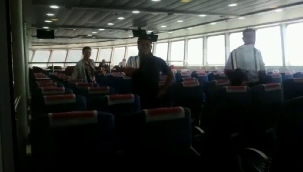 Angela Merkel vuelve a La Gomera para desfrutar de la isla haciendo senderismo en Semana Santa