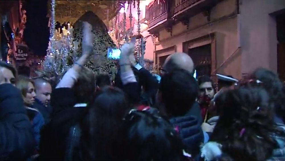 Las otras imágenes de las procesiones