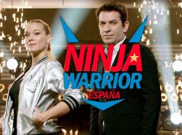 El próximo, vuelve 'Ninja Warrior' a Antena 3 con Arturo Valls, Manolo Lama y Patricia Montero