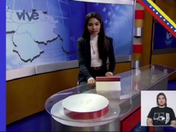 Periodista de televisión denuncia acoso laboral en directo