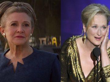 ¿Ves a Meryl Streep como la nueva princesa Leia?