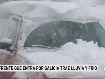 Se esperan complicaciones en las próximas horas por las malas condiciones climáticas en Galicia