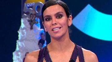 El bonito homenaje de Cristina Pedroche a Chiquito de la Calzada en 'Top 50'