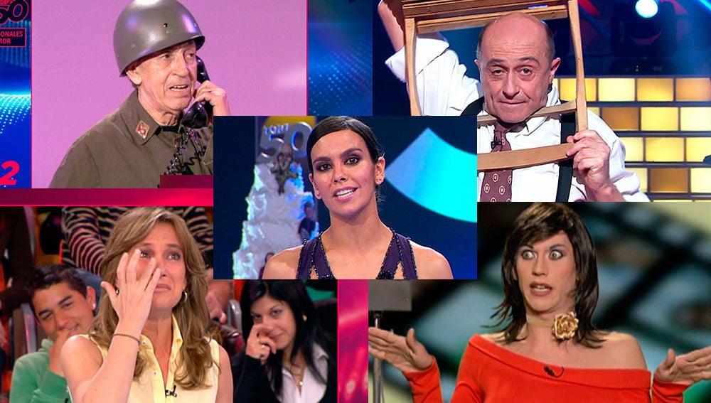 """Vota por el momento más divertido de 'Top 50: momentazos de humor"""""""