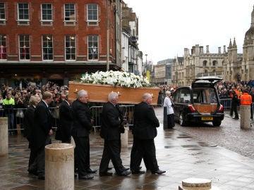 Funeral Stephen Hawking