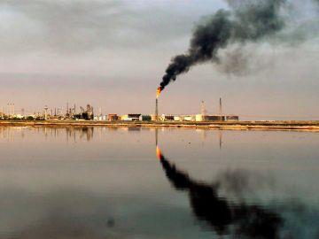Campo petrolífico