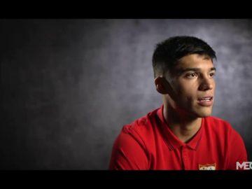 """Joaquín Correa, sobre la eliminatoria contra el Bayern: """"Si nos ponemos límites nos irá mal"""""""