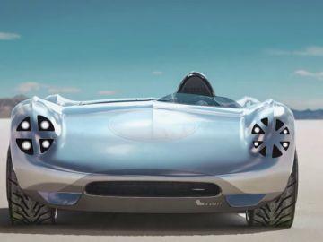 LSEV, el primer coche impreso en tres días por ocho mil euros