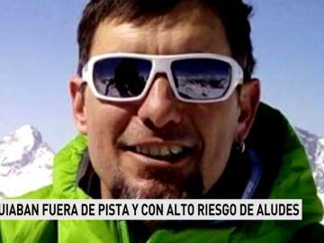 La identificación de los tres alpinistas españoles fallecidos en una avalancha en los Alpes Suizos está en su etapa final