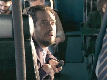 El Ministro y Carreño, en peligro de muerte en una trampa con ruedas
