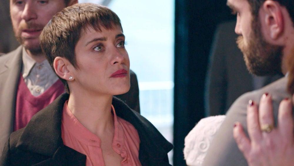 El bautizo de Elaia empañado por un duro enfrentamiento entre Carmen e Iñaki