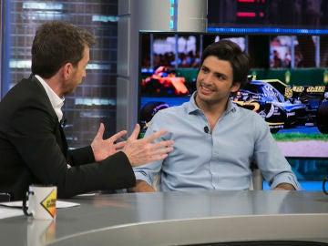 Carlos Sainz explica su problema estomacal en el GP de Australia