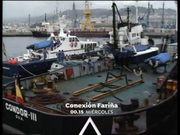 'Conexión Fariña', especial informativo este miércoles en Antena 3