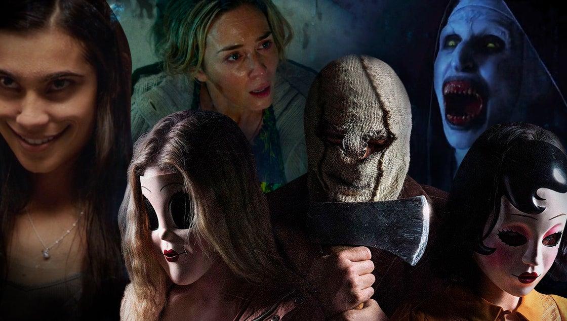 Cine Se Estrena Antena 3 Tv Preparado Para Gritar Las Películas