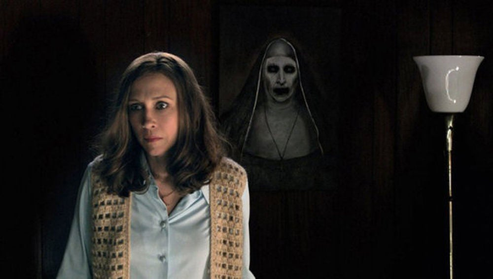 Vera Farmiga en 'Expediente Warren'