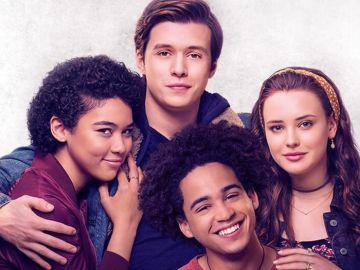 Protagonistas de 'Con amor, Simon'