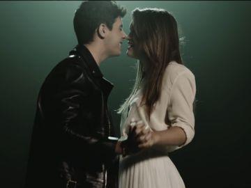 """Amaia y Alfred en el videoclip de """"Tu Canción"""""""