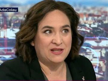 Ada Colau, en Espejo Público