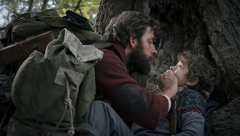 John Krasinski protagoniza 'Un lugar tranquilo'