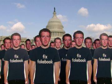 Zuckerberg afirma que sus datos personales de Facebook fueron vendidos a Cambridge Analytica