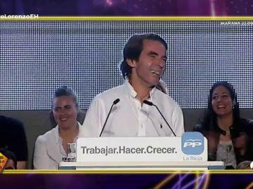 Los chistes más divertidos de nuestros políticos, por Cristina Pardo