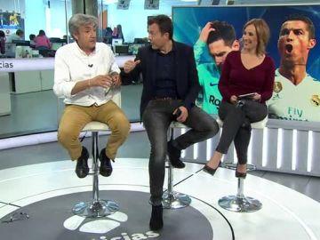 Tertulia de Champions Total con Alberto de Pablo, Manu Sánchez y Rocío Martínez